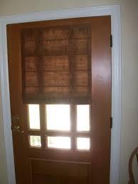 front door window treatmentsWindow Treatments  Petaluma Textile  Design