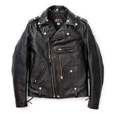 j 24l horsehide leather jacket
