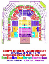 Shreya Ghoshal Live In Concert New Jersey At Cure