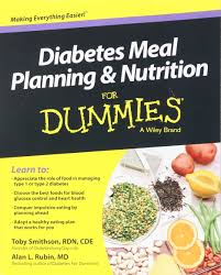 Meal Planning For Diabetes Diabetes Meal Planning And Nutrition For Dummies Toby Smithson
