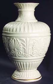 lenox vase with gold trim. discontinued lenox vases | pattern: athenian collection by lenox china [l atc] vase with gold trim