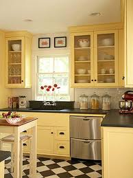 Superior Yellow Paint Kitchen Ideas Photo 02 Painting Kitchen Cabinet With Yellow  Color Nice Ideas