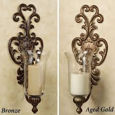 i love candles vintage wall sconces