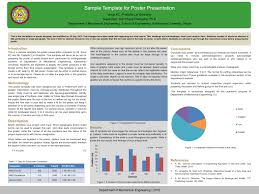 Sample Template For Poster Presentation Anup Kc Pratisthit