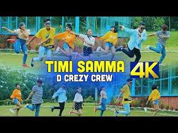 ananda karki new official song timi samma d crezy crew 2019 2076 you