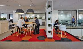 Gimmick Or Here To Stay 40 Trends In Office Design INTHEBLACK Stunning Trends In Office Design