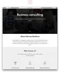Web Design Separating Content Common Webpage Design Mistakes Ux Planet