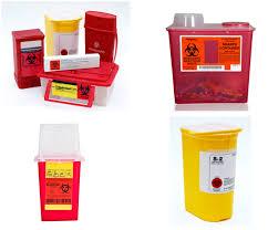 sharp disposal. image of various sharps containers sharp disposal c
