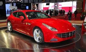 Ferrari california wheelsandmore dreamin 2011. 2012 Ferrari Ferrari Ff New Four Seat Ferrari Gt At 2011 Geneva Auto Show