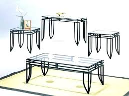 full size of black metal glass side table gold and with top end tables coffee round