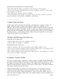 Job Evaluation Template Job Performance Evaluation Form Call Center Employee Template For ...