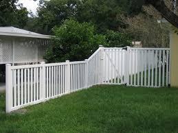 Tampa Vinyl Fence Installation Vinyl Fences