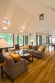 Vaulted Ceiling Living Room Design Ideas - Living area design ideas