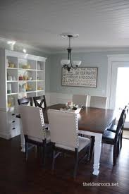 kitchen tour updated dining room