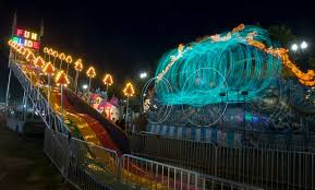 Bright Lights And High Sights A Night At The Utah State Fair The