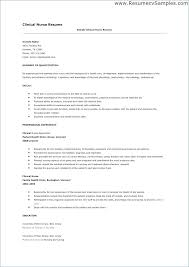 Examples Of Rn Resumes Experienced Resume Sample Similar Resumes