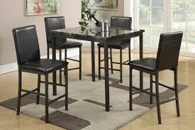 Dana Counter Height 5pc Dining Set - DKO Furniture Design