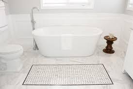marble floor tile pros and cons bathroom delectable herringbone marble bathroom floor