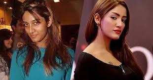 mathira without make up