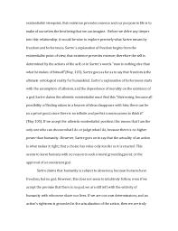 th century final essay