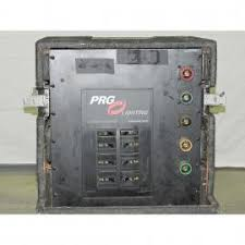 prg proshop 60 amp disconnect fuse box cam locks power distro 3 phase camlock 30 amp x 6 cee 32a 3 pin