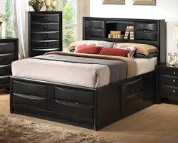 denver colorado industrial furniture modern king. contemporary captains bed with tons of storage denver colorado industrial furniture modern king