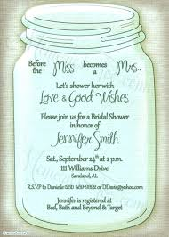 Free Downloadable Wedding Invitation Templates New Mason Jar Wedding Invitations Template Free Danielmelo