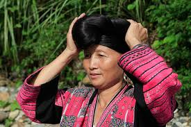 huangluo china s long hair village