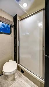 rv shower doors retractable home ideas diy