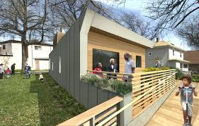 Small Picture Affordable and Green Net Zero House in Washington DC