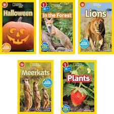 20 book set national geographic kids readers level 1 set 2
