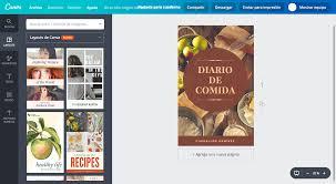 Diseñar Portadas Para Cuadernos Online Gratis Canva