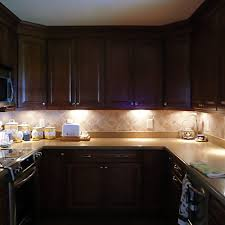 Cabinet lighting 6 Under Cabinet Lighting Ever Kitchen Under Counter Led Puck Lights Warm White 3000k 1020lm Le
