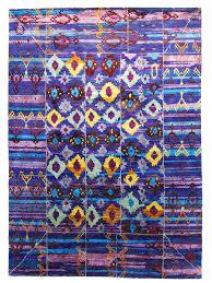 sari silk fiji blue 8 9 x 12 3