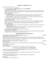 Math Tutor Resume Amazing Math Tutor Description Cute Math Tutor Experience Resume In Jr