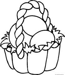20 Best Ideas Preschool Easter Coloring Pages Printable Home