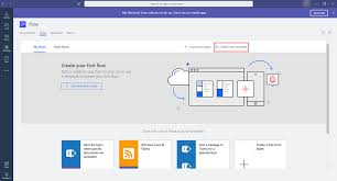 Microsoft Sharepoint Templates Introducing Flow Integration In Microsoft Teams Flow Blog