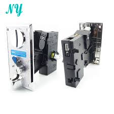 Mechanical Vending Machines Gorgeous Plastic Panel CUP Coin Acceptor Mechanical Coin Selector For Vending