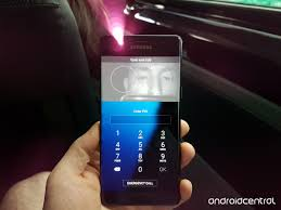 Retinal Scanner Door Lock The Galaxy S8 Has Face Recognition And Iris Scanning And You Have