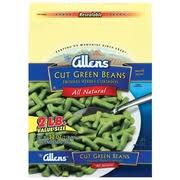 the allens green beans cut nutrition grade a