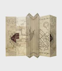 the marauder's map  platform   prop replica