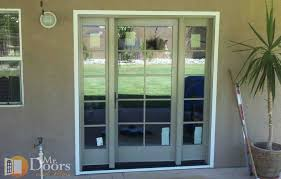 french doors attractive single glass patio door mr doorore inc sliding patio door to hinged patio