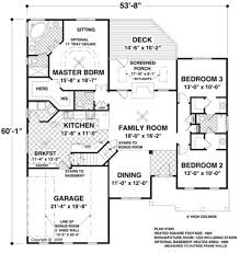 2000 sq ft ranch house plans best of house plan creative ideas 1900 square foot bungalow