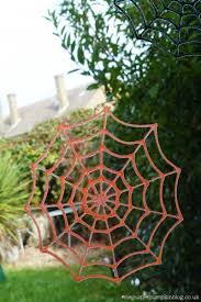 How To Make A Giant Spider Web Halloween Spider Web Decorations