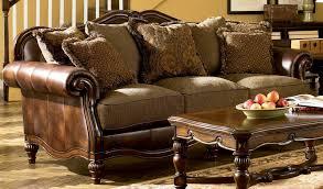 signature designs furniture worthy antique color. Signature Design By Ashley Claremore Antique Sofa FSS Commerce Designs Furniture Worthy Color D
