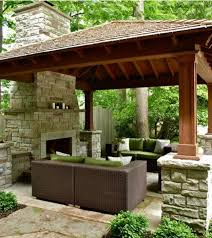 gazebo pictures in backyard. Fine Gazebo Wonderful Small Backyard Gazebo Ideas For Pergolas  I Like How The Posts End On Stone Footers Pictures In S