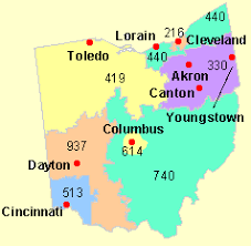 addresses and phone numbers of all colleges schools universities Ohio Colleges Map clickable map of ohio ohio college map