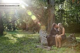 dallas wedding photographer fort worth botanic gardens engagement portrait braden harris photography
