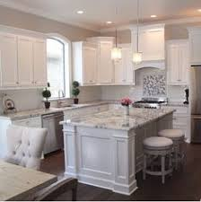 kitchen countertops white cabinets. Marble And Backsplash Is Perfect · Kitchen White CabinetsWhite Countertops Cabinets I