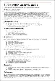 Resume For Team Leader In Bpo Team Leader Resume Sample Sample Team Leader Resume